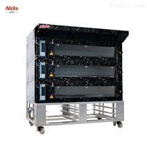 尼科瑞典式烤爐 三層九盤層爐定制 廠家直銷