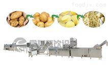 重庆凤翔厂家直销薯条加工设备薯条生产线