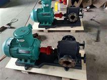 WQCB38立方重油输送齿轮泵