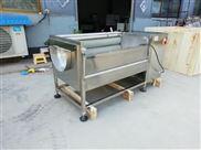 毛刷大型萝卜清洗机生产厂家