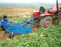 地瓜收获机器