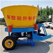大型拆草捆机可移动草捆粉碎机多少钱一台