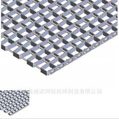 聚四氟乙烯涂层专用长城型网带