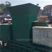 沧州市青储饲料打包机 液压青贮机视频