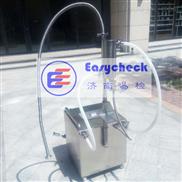 医药行业丨纯蒸汽取样器丨不锈钢316L丨济南易检机械科技