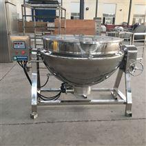 電加熱藥材蒸煮鍋 排骨醬鹵食品夾層鍋