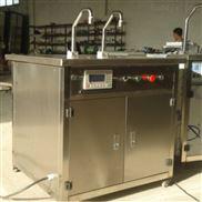双头中小型液体灌装机//沃发纯电动灌装机