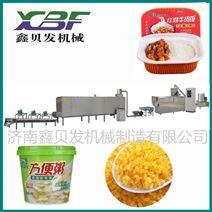 台州 再造米机械设备 免蒸方便米饭生产线
