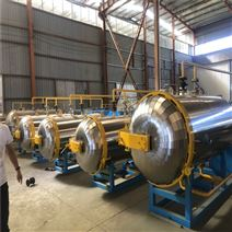 300kg高溫濕化機養豬場無害化處理機器