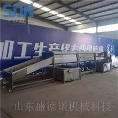 SDN-800真空包装玉米加工生产线