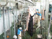 牛屠宰生產線
