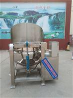 YC-600L液压出料卤味自动出料夹层锅