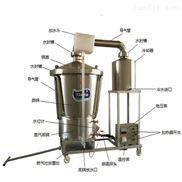 生料發酵蒸酒機,現蒸現賣燒酒設備