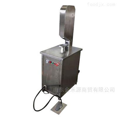 不锈钢食品加工设备小型全自动牛蹄去蹄壳机