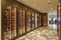上海酒柜空调厂家酒柜制冷一体机红酒柜