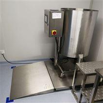 青岛1吨不锈钢平台秤 2000kg防腐蚀电子地磅