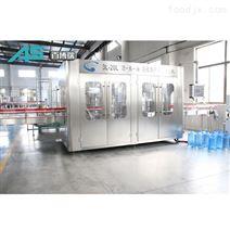 4.5L天然礦泉水 液體灌裝生產線