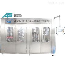 4.5L天然礦泉水設備 水灌裝機