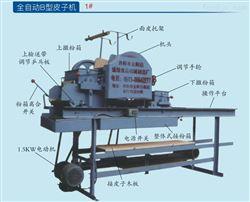 B型皮子机