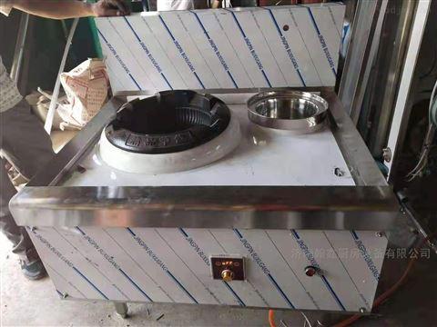 自吸式植物油燃料灶具