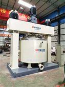 供应贵州5000L强力分散机 中性密封胶生产线