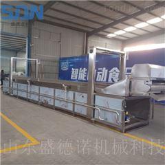 SDN-800山野菜漂烫机