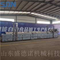 SDN-800鸡爪卤制生产线
