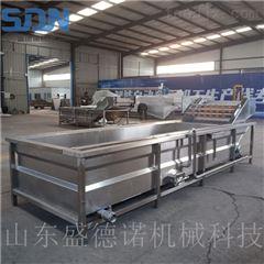 SDN-800毛豆加工生产线 速冻