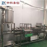 临沧豆腐皮机整套设备 厚薄均匀自动泼脑豆腐皮机 全自动豆腐皮机定做