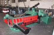 彩钢瓦压块机全自动液压金属打包机