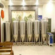 小型鮮啤酒設備