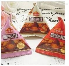 坚果干果炒货休闲零食立式三角包颗粒包装机