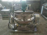 食品加工设备厂家多功能蒸汽式夹层锅