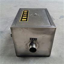 304不锈钢无动力隔油池