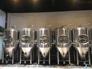 500L酒店小型啤酒設備