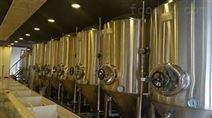 供应酒店自酿啤酒设备_啤酒厂设备 山东豪鲁