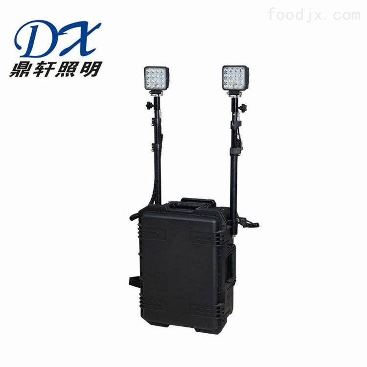 SR-072A移动照明系统2*40W 2*36W升降箱灯
