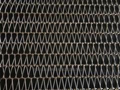 食品冷却耐高温不锈钢传送网带