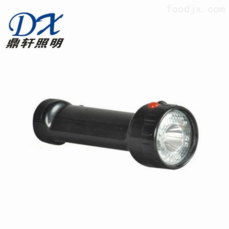 鼎轩照明LED3W多功能袖珍红黄白信号手电筒
