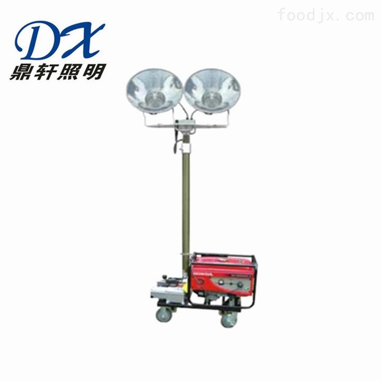 本田发电机2000W大型升降照明系统应急灯