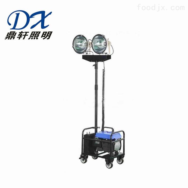 ZW3520C便携式升降作业灯2*60WLED光源