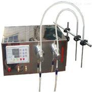 化学品电动灌装机,磁力泵双头灌装机,小型机油灌装机