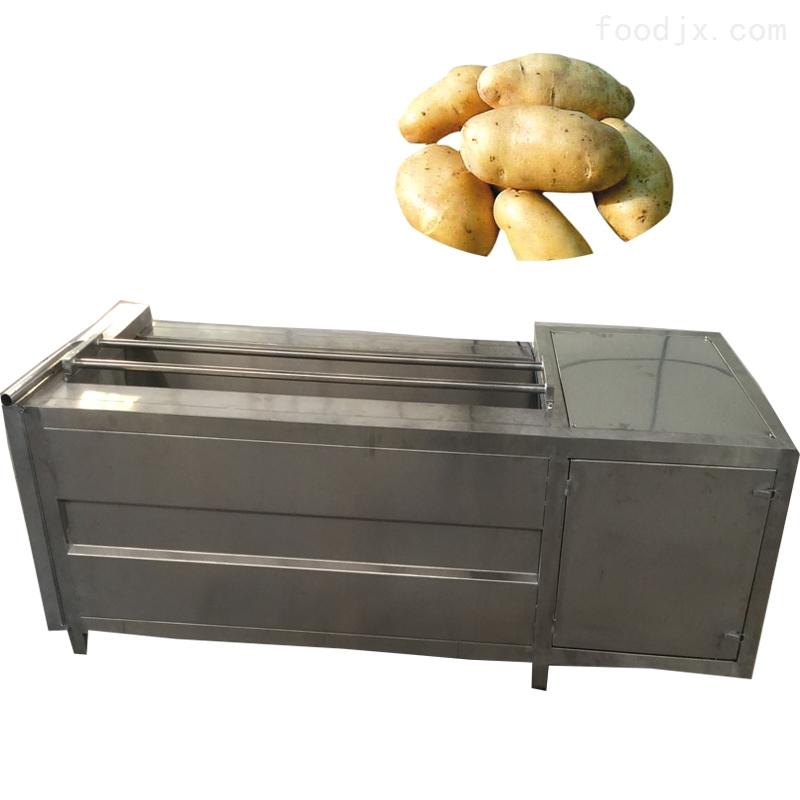 大姜加工设备姜片姜丝加工流水线