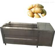 SZ1000大姜加工设备姜片姜丝加工流水线