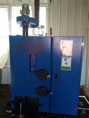 300公斤DZJX免检煤气 不锈钢馒头房蒸汽发生器