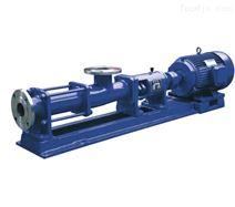 金海廠家生產G型螺桿泵、螺桿輸送泵現貨