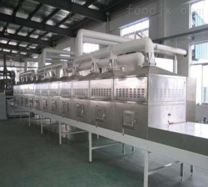 大豆粉微波干燥设备
