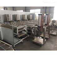 仿手工豆腐皮机操作流程 自动千张机价格