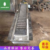不锈钢回转式机械格栅 养殖污水处理设备