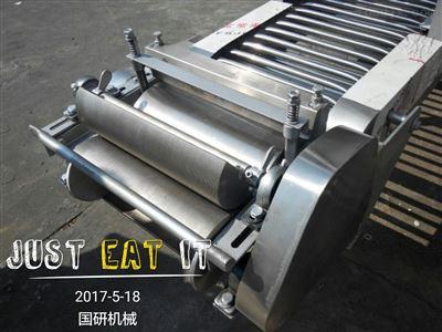 国研GY-CF全自动多功能河粉机\卷粉机\猪肠粉机价格